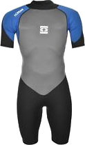 Wetsuit per day